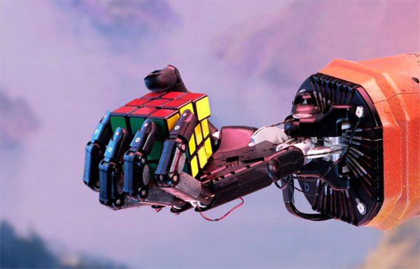 Robothand van OpenAI leert zichzelf hoe een Rubik's Cube werkt