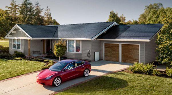 Tesla's nieuwe Solar Roof is eenvoudiger te installeren