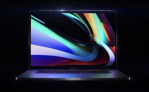 De nieuwe 16 inch MacBook Pro is een prijzige toplaptop