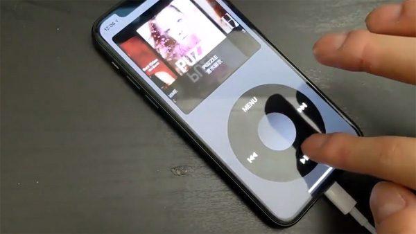 Ontwikkelaar bouwt iPod Clickwheel interface voor de iPhone