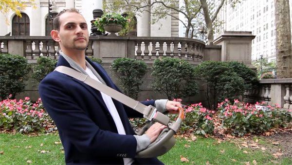 Pedestrian Horn: een claxon voor het voetgangersgebied