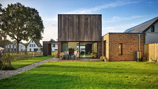 Deze Zutphense woning heeft duurzaamheid hoog in het vaandel staan
