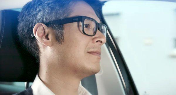 Slimme bril van Bosch doet denken aan Google Glass