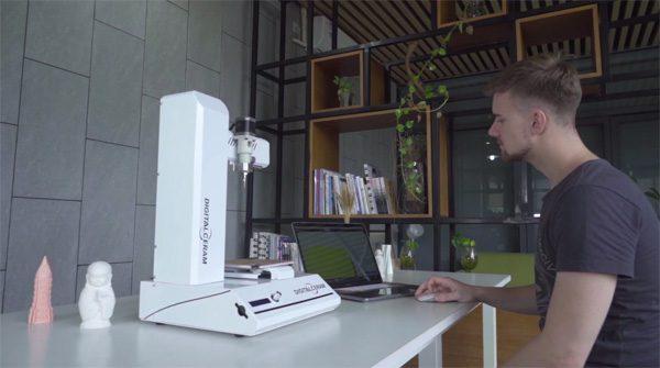 Digitalceram: een betaalbare 3D-kleiprinter