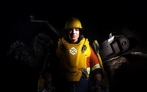 Het Guardian XO exoskelet maakt je twintig keer sterker