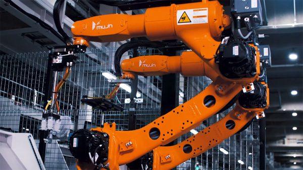 De magazijnmedewerker van de toekomst is een robot