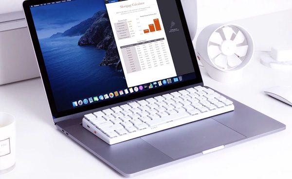 NuType: een mechanisch toetsenbord voor je laptop