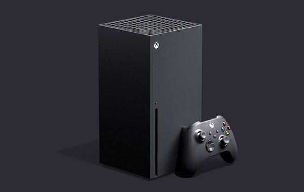 De nieuwe Xbox Series X heeft een opvallend uiterlijk