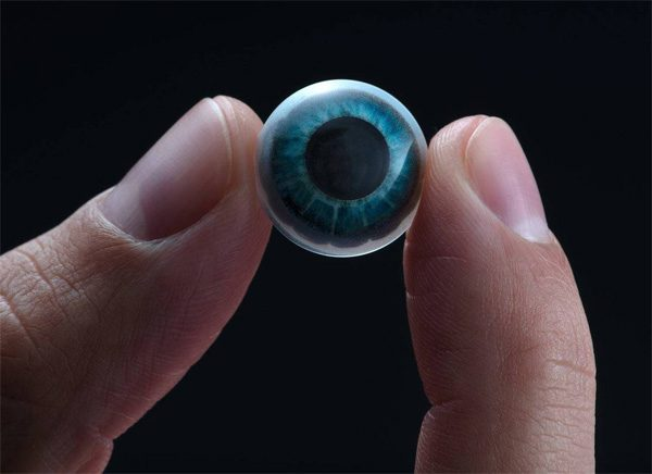 Startup werkt aan minuscuul display voor in contactlenzen