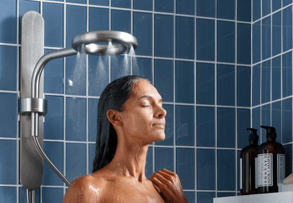 Nebia: de douchekop die je weldadig laat douchen met minder water
