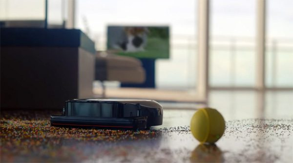Ballie: de robotbal van Samsung die je helpt in huis