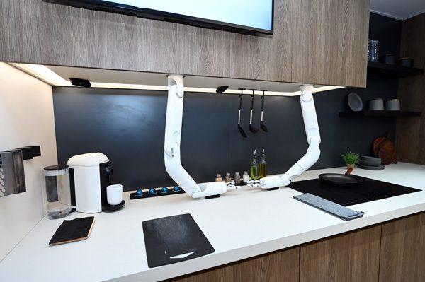 Samsung Bot Chef: een helpende hand in de keuken
