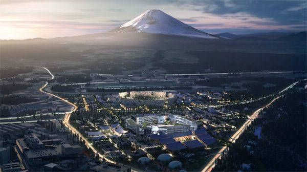 Woven City: de stad van de toekomst volgens Toyota