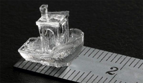 Wetenschappers kunnen nu razendsnel 3D-printen met een laser