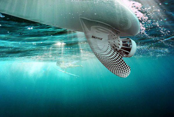 Boost Fin: geef je huidige surfplank extra power
