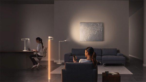 Lightcycle Morph: een peperdure, veelzijdige lamp van Dyson