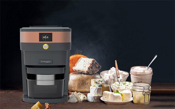 Fromaggio: een apparaat om je eigen kaas mee te maken
