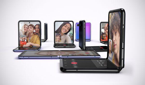 Samsung kondigt Galaxy S20 en Galaxy Z Flip aan