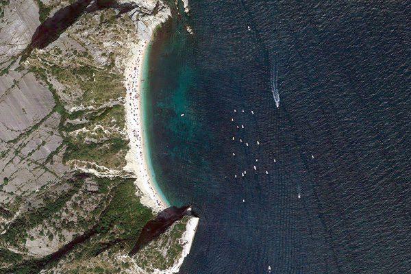Google Earth View bevat duizenden schitterende satellietfoto's