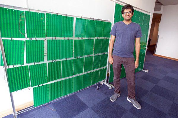 Eindelijk mobiel signaal in huis dankzij duizenden antennes