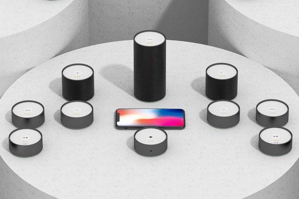 Stack: een draagbaar DJ-systeem bestaande uit kleine modules