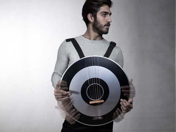 Drumstring: de combinatie van een gitaar en een percussie-instrument
