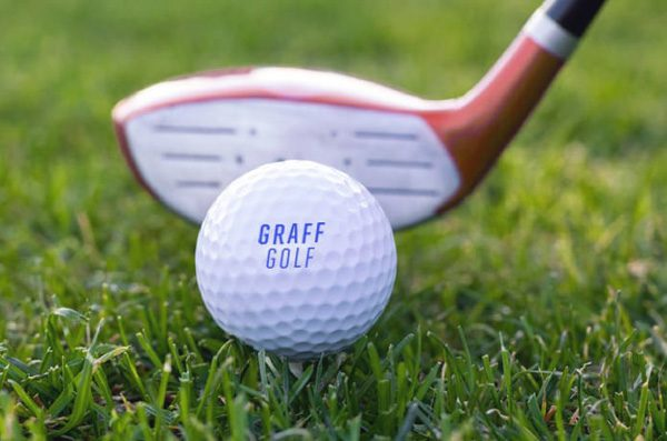 Graff Golf: een inventieve golfbal met elektronica aan boord