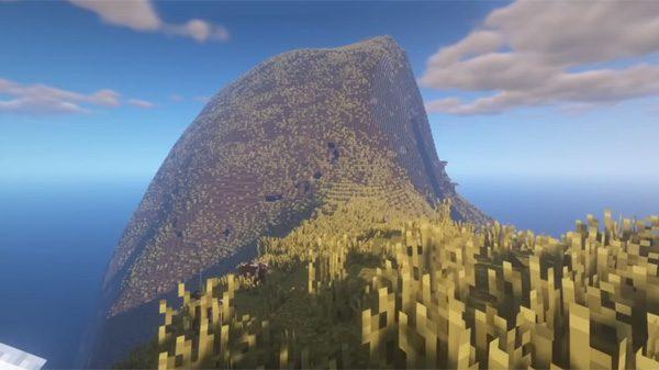 Ontwikkelaar bouwt 1-op-1 schaalmodel van de aarde in Minecraft