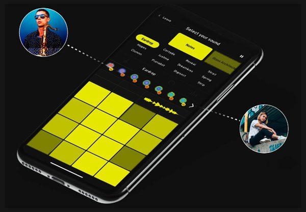 Met de Endlesss app kun je op afstand muziek met elkaar maken