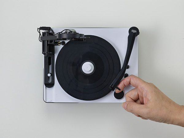 Instant Record Cutting Machine: maak je eigen vinyl