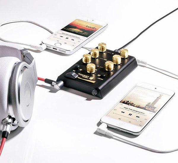 Pokket Mixer: een minuscule set voor smartphone-DJ's
