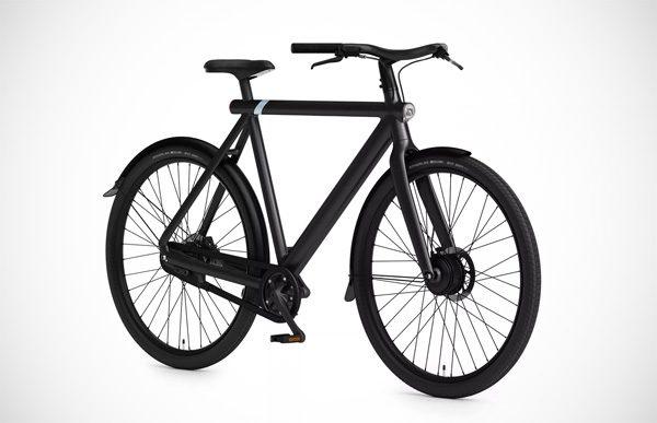 De nieuwe VanMoof S3 en X3 zijn hypermoderne elektrische fietsen