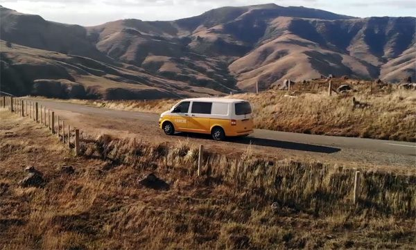 Ventje: ideale inbouwkits transformeren een Volkswagen-busje tot camper
