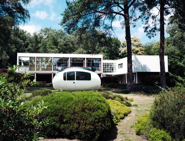 Space by Ecocapsule: een mini-huisje met zonnepanelen