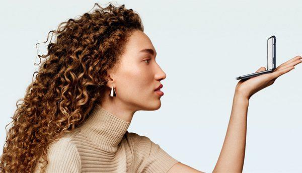 Samsung Galaxy Z Flip toont de toekomst van smartphones