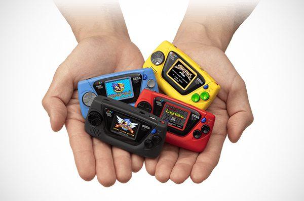 Game Gear Micro: een minuscule handheld-spelcomputer