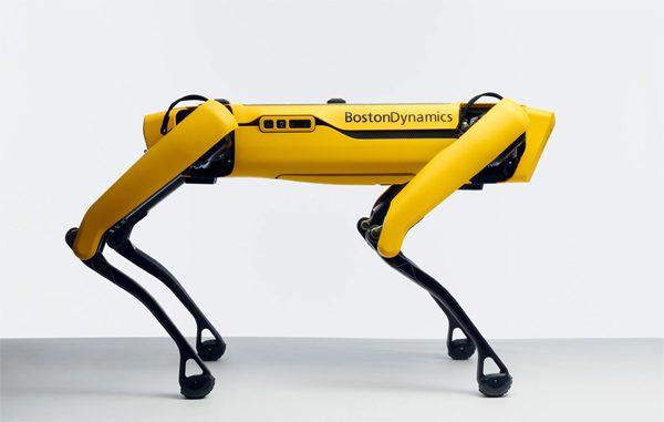 Robothond Spot is nu te koop, maar je portemonnee moet goed gevuld zijn
