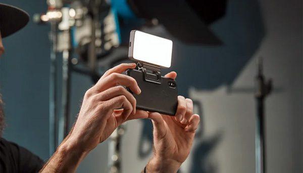 Bigsofti: een soft-light voor betere smartphone-foto's