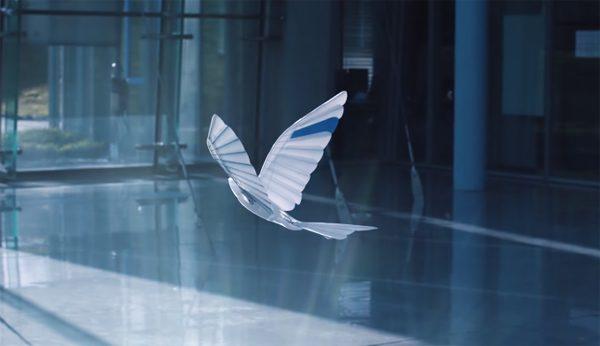BionicSwift: een overtuigende robotvogel die autonoom kan vliegen