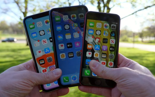 Welke iPhone is de beste keuze in 2020?