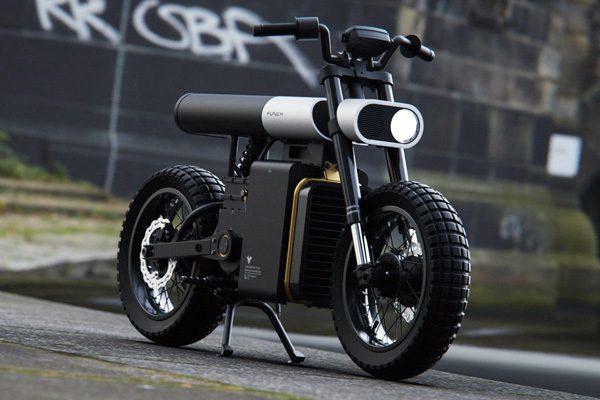 Punch: een beest van een e-scooter
