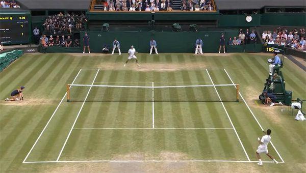 Kunstmatige intelligentie bootst tenniswedstrijden met topspelers na