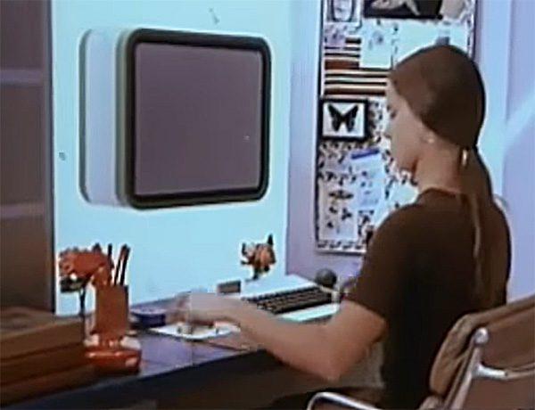 Voorspellende video uit 1967: thuiswerken en online winkelen
