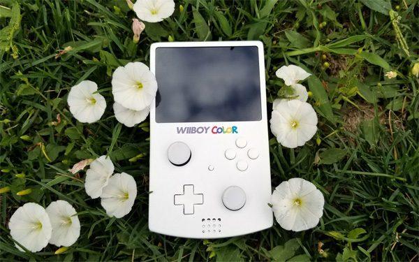 WiiBoy Color: een draagbare Wii in de vorm van een GameBoy