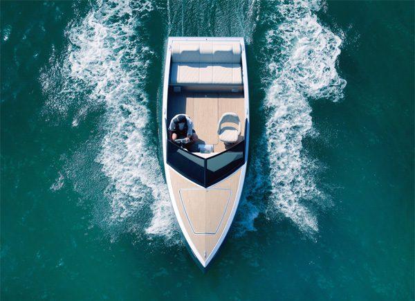 Zin Boats hoopt met elektrische boot de Tesla van het water te worden