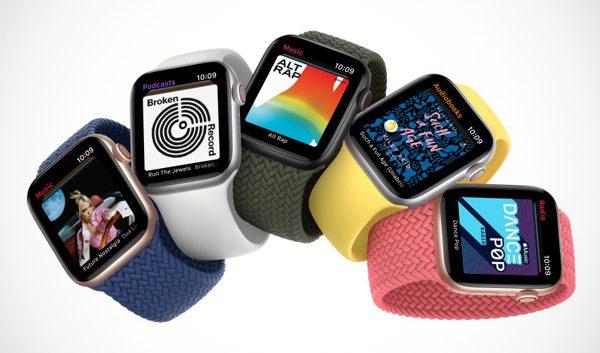 Betaalbare Apple Watch SE en vernieuwde Apple Watch 6 aangekondigd