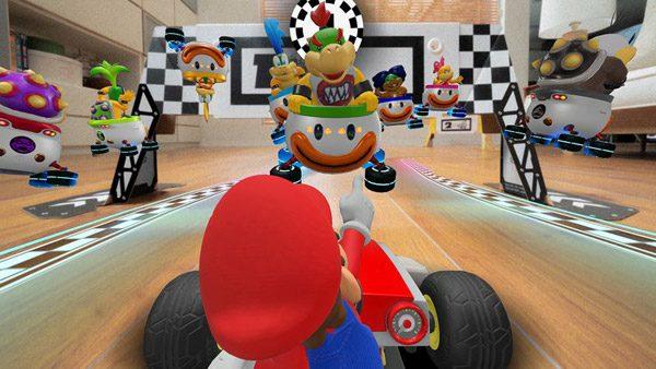 Mario Kart Live: Home Circuit laat je racen in je woonkamer