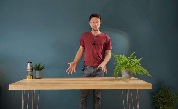 Deze video laat zien hoe je een onzichtbare computer bouwt