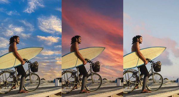 Nieuwe Photoshop-feature vervangt met AI de lucht van foto's