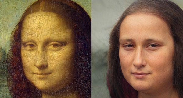 Kunstenaar zet stripfiguren en de Mona Lisa om in menselijke karakters